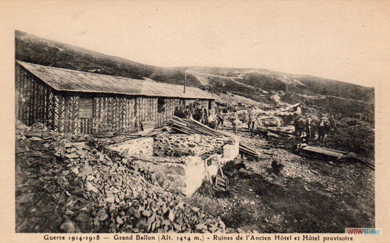 Barraque provisoire 1919