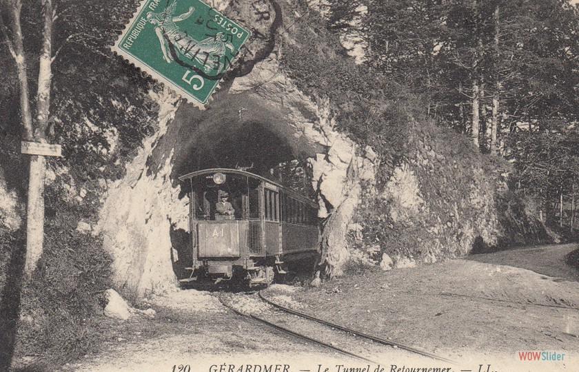 Tunnel de Retournemer